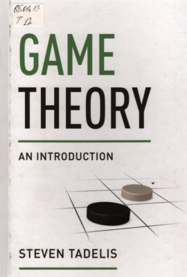 Game theory : an introduction